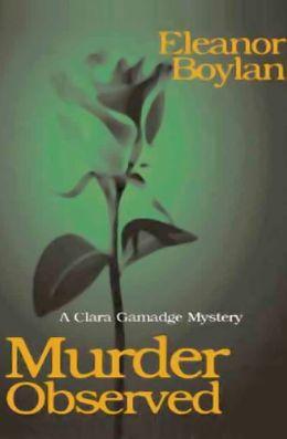 Murder Observed