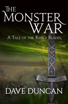 The Monster War: A Tale of the Kings' Blades