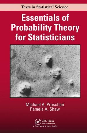 Essentials of Probability Theory for Statisticians