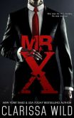 Book Cover Image. Title: Mr. X, Author: Clarissa Wild