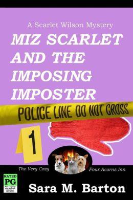 Miz Scarlet and the Imposing Imposter