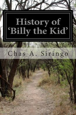 History of 'Billy the Kid'