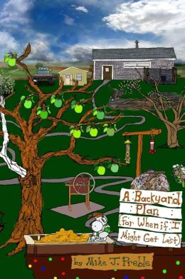 A Backyard Plan: (For when if I might get lost)