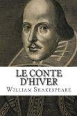 Book Cover Image. Title: Le Conte D'Hiver, Author: William Shakespeare