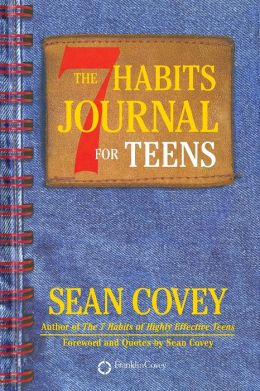 7 Habits Journal for Teens