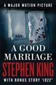Book Cover Image. Title: A Good Marriage, Author: Stephen King
