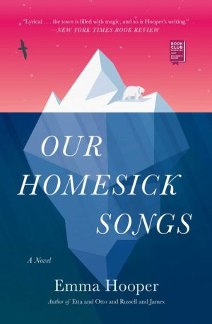 Book Our Homesick Songs
