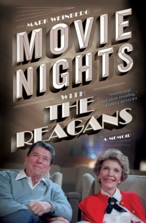 Book Movie Nights with the Reagans: A Memoir