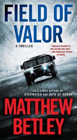 Book Field of Valor: A Thriller