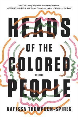 Book Heads of the Colored People