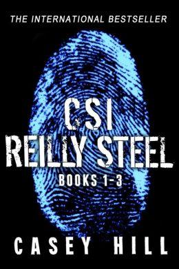Reilly Steel Series - Books 1 - 3
