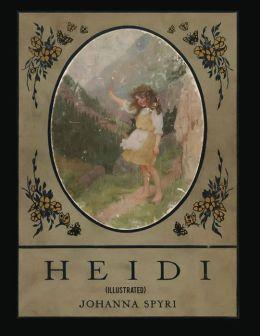 Heidi (Illustrated)