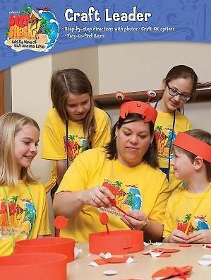 Vacation Bible School (VBS) 2016 Surf Shack Craft Leader: Catch the Wave of God's Amazing Love