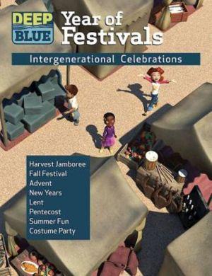 Deep Blue Year of Festivals: Intergenerational Celebrations