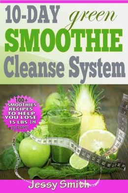 10 Day Cleanse Green Smoothie Recipe