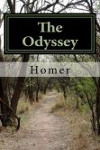 Book Cover Image. Title: The Odyssey, Author: Homer
