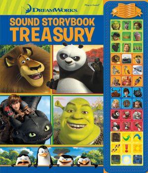 DreamWorks Sound Storybook Treasury: Play-a-Sound