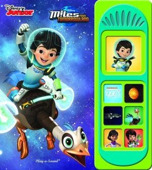 Disney Junior Miles from Tomorrowland: Play-a-Sound