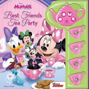 Disney Minnie Best Friends Tea Party: Play-a-Sound