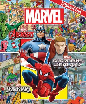 Marvel Look and Find