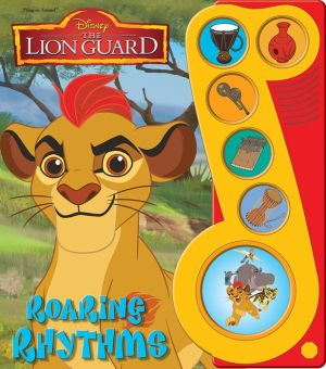 Disney Junior The Lion Guard: Play-a-Song