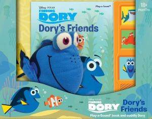 Disney PIXAR Finding Dory: A Play-a-Sound Book and Cuddly Nemo!