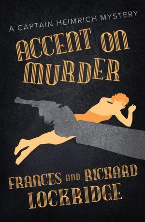 Accent on Murder