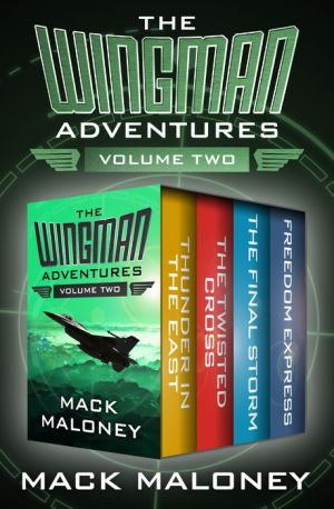 Book The Wingman Adventures Volume Two: Thunder in the East, The Twisted Cross, The Final Storm, and Freedom Express