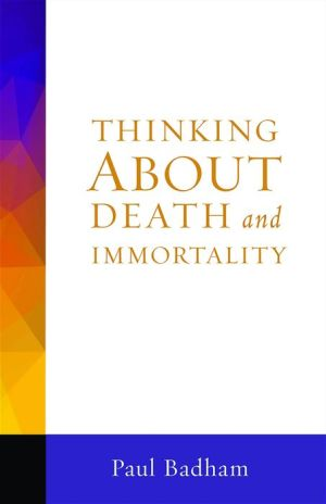 Thinking about Death and Immortality