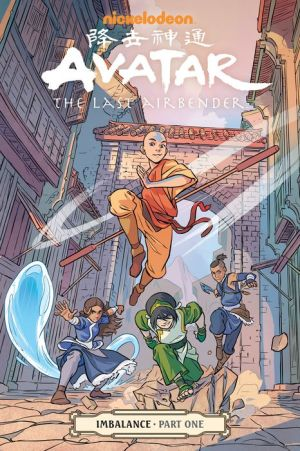 Avatar: The Last Airbender: Imbalance, Part 1