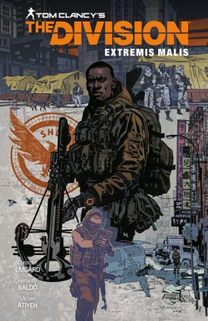 Book Tom Clancy's The Division: Extremis Malis