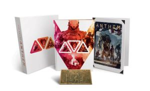 Book The Art of Anthem Limited Edition