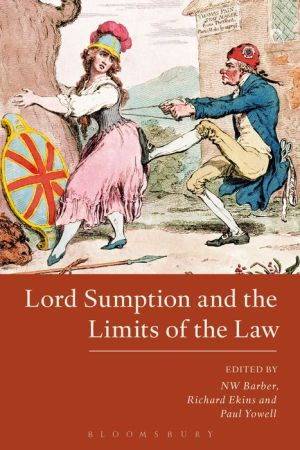 Lord Sumption and the Limits of the Law,