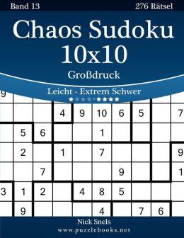 chaos sudoku