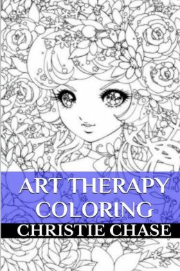 Art Therapy Coloring Book Anti Stress Coloring Books For Adults Relaxation Calm And Zen By