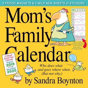 2020 Mom's Family Wall Calendar|Calendar