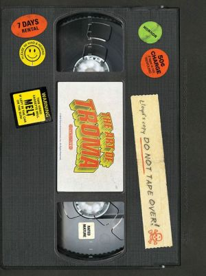 The Art of Troma HC
