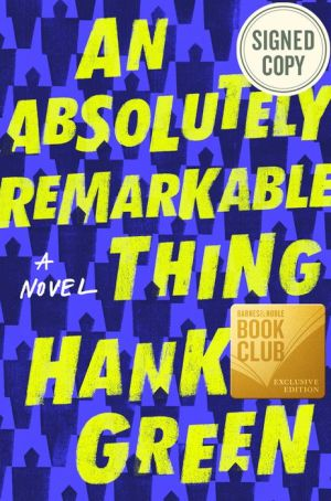 Book An Absolutely Remarkable Thing