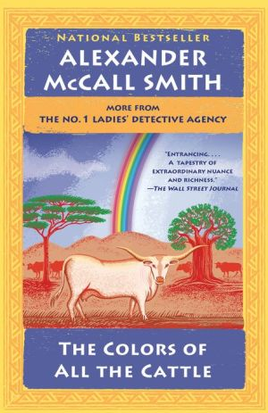 Book The Colors of All the Cattle: No. 1 Ladies' Detective Agency (19)