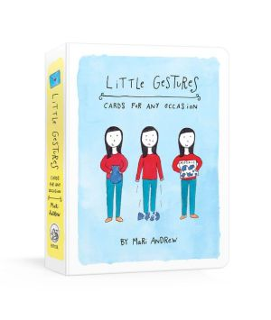 Book Little Gestures: Cards for Any Occasion|Other Format