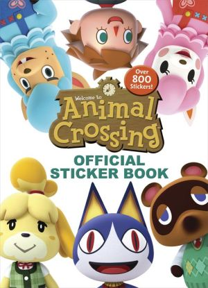 Book Animal Crossing Official Sticker Book (Nintendo)