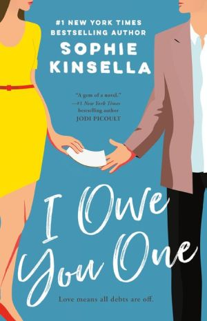 Book I Owe You One: A Novel