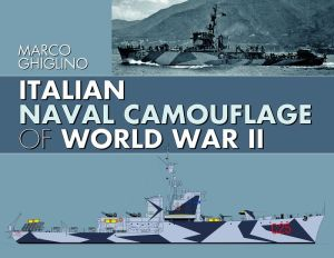 Book Italian Naval Camouflage of World War II