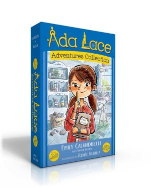 Ada Lace Adventures Collection: Ada Lace, on the Case; Ada Lace Sees Red; Ada Lace, Take Me to Your Leader; Ada Lace and the Impossible Mission