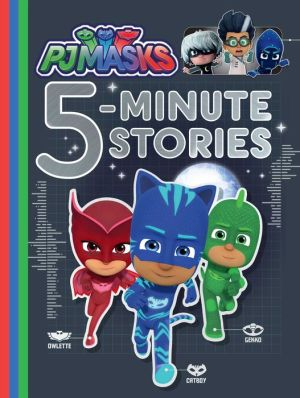 Book PJ Masks 5-Minute Stories
