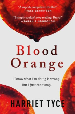 Book Blood Orange