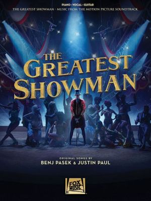 The Greatest Showman - Music From The Motion Picture Soundtrack (Piano/Vocal/Guitar
