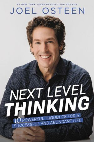 Book Next Level Thinking: 10 Powerful Thoughts for a Successful and Abundant Life