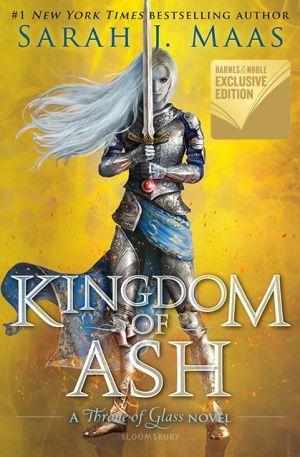 Book Kingdom of Ash
