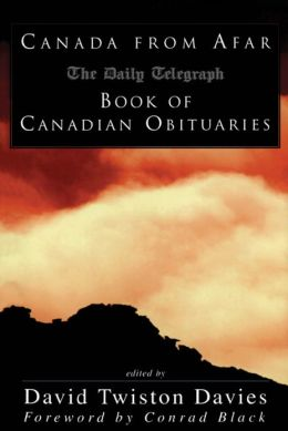 Canada from Afar: Obituaries
